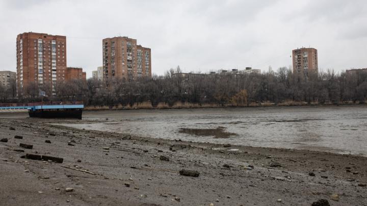 В Ростове подсчитали, во сколько обойдется ремонт дамбы на Северном водохранилище