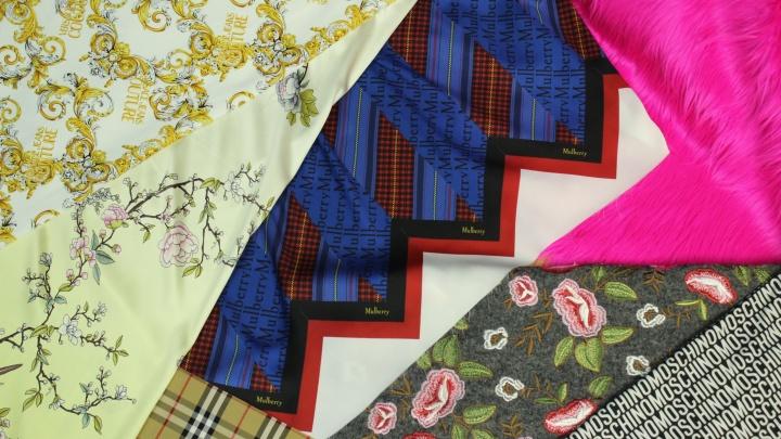 Один из старейших магазинов ткани дарит скидки новосибирцам в честь 22-летия