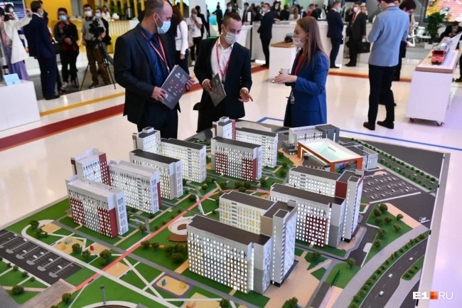 Новый микрорайон появится на юго-востоке Екатеринбурга