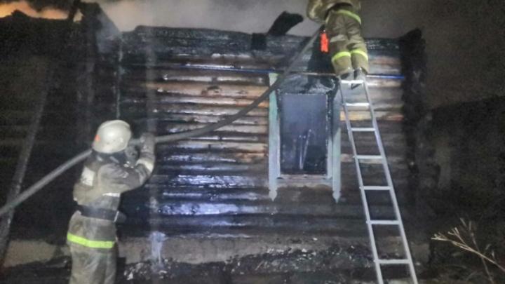 Власти Башкирии рассказали, почему в доме, где в огне погибли четыре человека, не работал пожарный извещатель