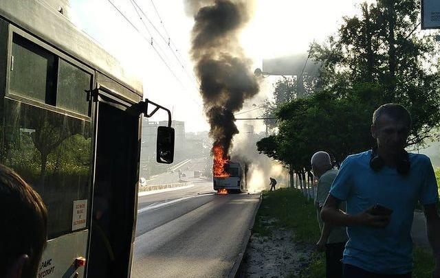 Прокуратура оштрафовала ростовского перевозчика, чьи автобусы несколько раз горели на рейсах