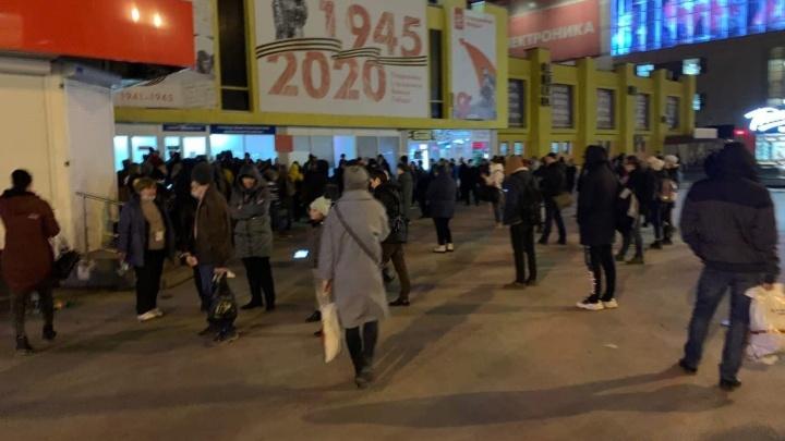 С Южного автовокзала эвакуировали персонал и пассажиров из-за сообщения о минировании