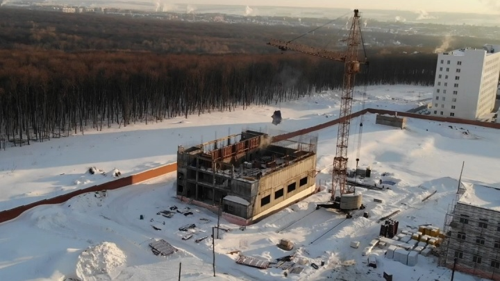 Землю для строительства дороги у Волжского шоссе хотят сдать в аренду