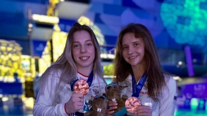 «Было тяжело как физически, так и морально»: волгоградская прыгунья в воду взяла бронзу чемпионата Европы
