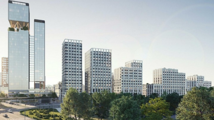 На Московском шоссе хотят построить высотный жилой квартал