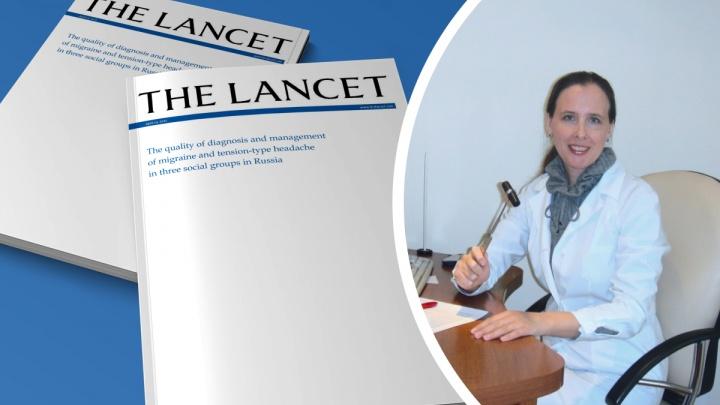 Об открытии уральского врача написал главный научный журнал мира The Lancet