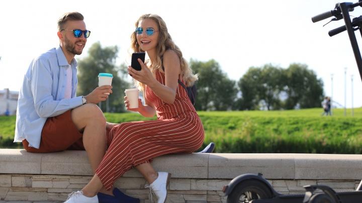 Хватит сидеть в интернете: пришло время обменять гигабайты на кофе или поездки на самокате
