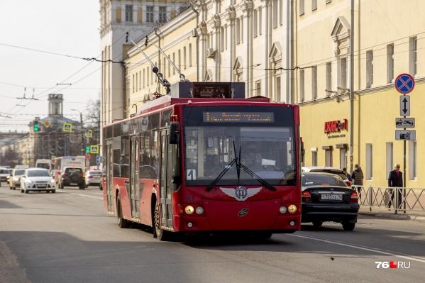 Валидаторы протестируют в троллейбусе и трамвае