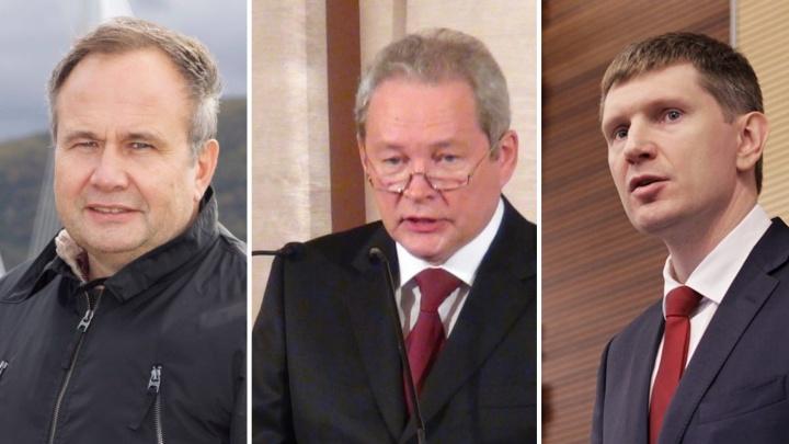 Как менялся Пермский край при бывших губернаторах: сравниваем количество больниц, школ и предприятий