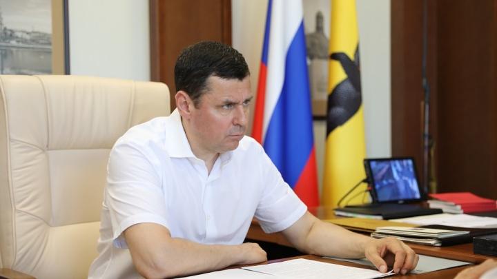Дмитрий Миронов и генеральный директор «Газпром межрегионгаз» обсудили газификацию населенных пунктов