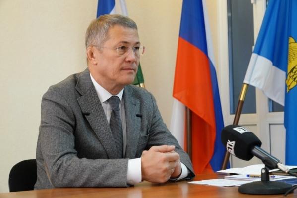 Радий Хабиров утвердил предельную численность работников полномочного представительства республики при президенте России