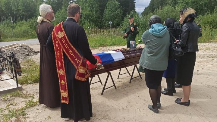 В Тюмени похоронили ветерана ВОВ. Родные считают, что ему не оказывали помощь в моногоспитале