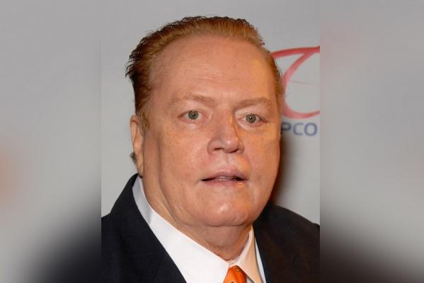 Ларри Флинт был известным в США порномагнатом
