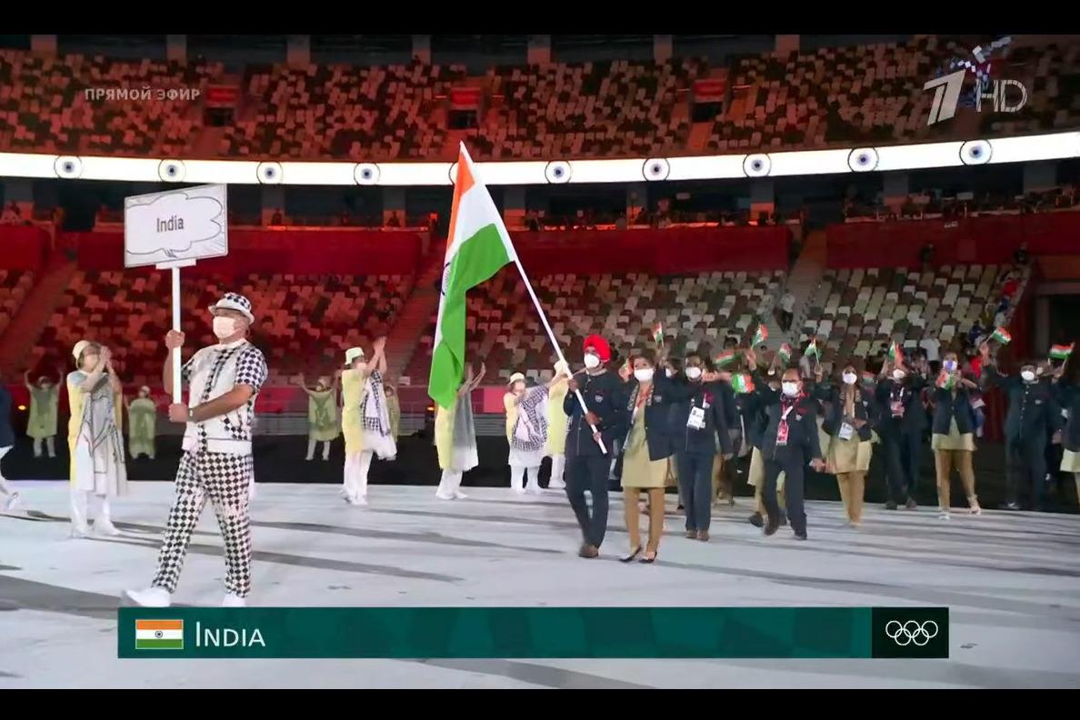 Сборная Индии прислала делегацию из 74 спортсменов