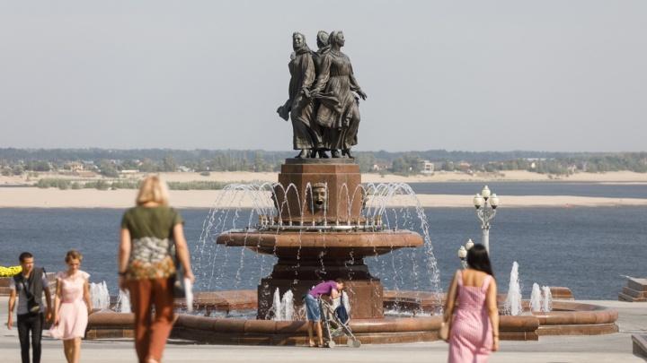 Раскаленный воздух и грозы: смотрим погоду на последние выходные июня в Волгограде и области