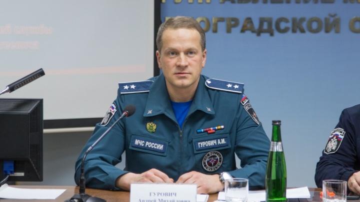 Вертолет приземлился в центре: в Ярославль с тайным визитом приехал замглавы МЧС