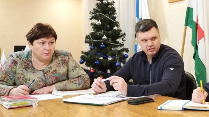Главу Мезенского района обвинили в служебном подлоге. Она не признала свою вину