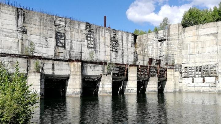 Власти Кузбасса рассказали, когда начнут достраивать Крапивинскую ГЭС. Спойлер: нескоро