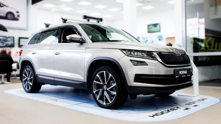 5 причин выбрать ŠKODAKODIAQ в «Медведь-Восток», если нужен новый автомобиль
