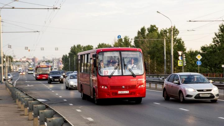 Мэрия Ярославля вывесила расписание автобусов новой маршрутной схемы