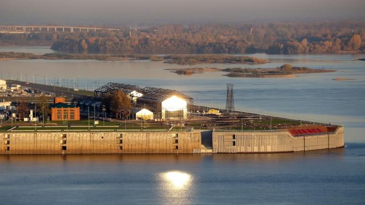 Концертный зал и галерея в пакгаузах на Стрелке будут использоваться круглогодично
