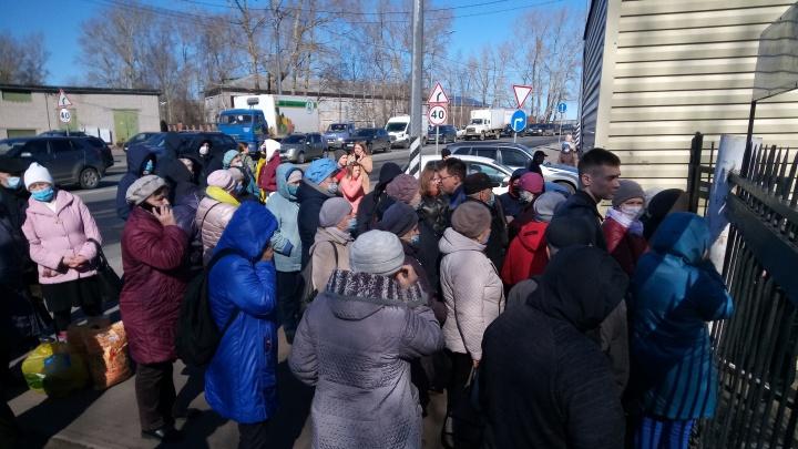 Из-за звонка о заложенной бомбе экстренные службы проверяют только Архангельский перинатальный центр