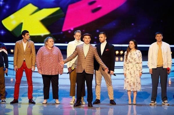 Выступление пермской команды можно будет увидеть на Первом канале