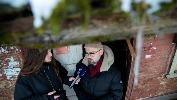 «Для меня это место силы»: экс-мэр Александр Донской рассказал, как полюбить Архангельск