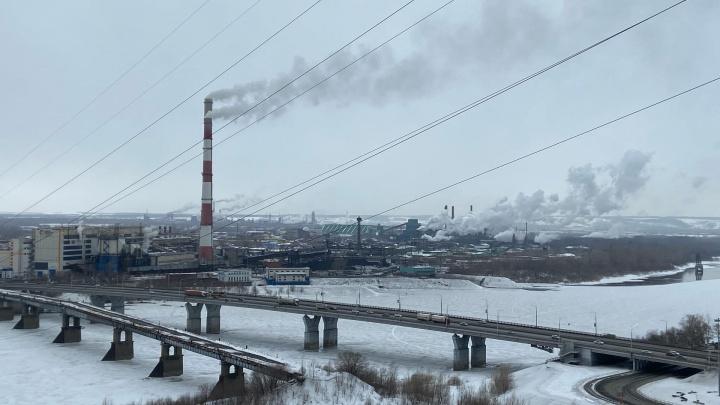 Кузбасские котельные попались на загрязнении воздуха опасными ядами