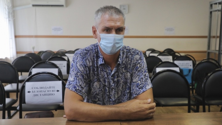 «Из лодочника все-таки сделали стрелочника»: в Волгограде вынесли приговор обвиняемому в катастрофе катамарана