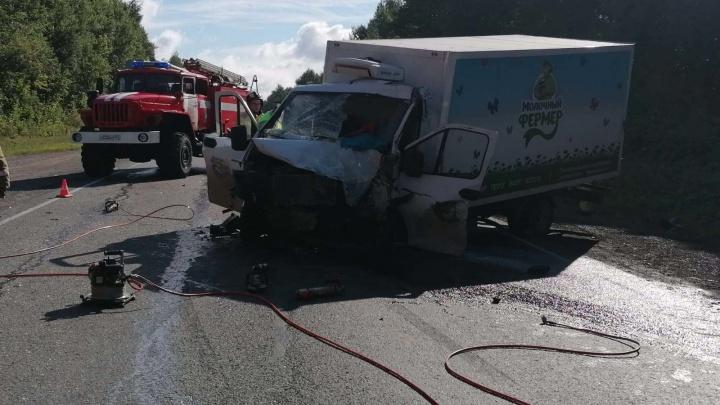 На трассе М-5 в Челябинской области произошло третье за пять дней смертельное ДТП
