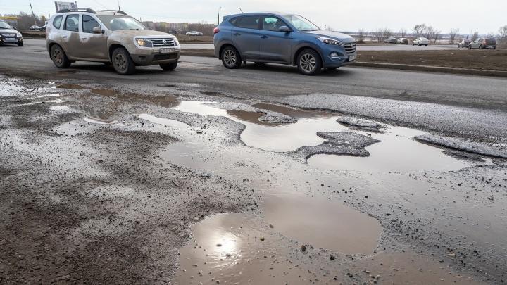 Кольцо на Южном шоссе — Уральской отремонтируют картами