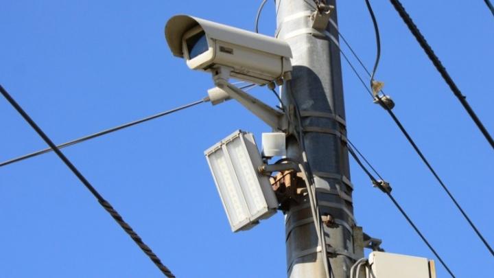 В Архангельской области потратят 85,75 миллиона рублей на аренду 17 дорожных камер