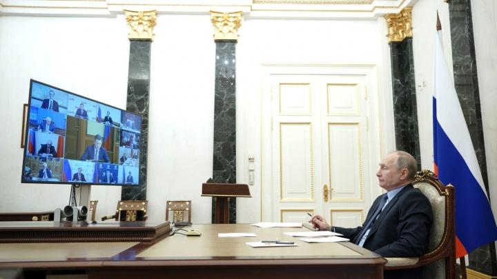 До конца месяца власти Кузбасса должны утвердить программу развития региона. Так сказал Путин