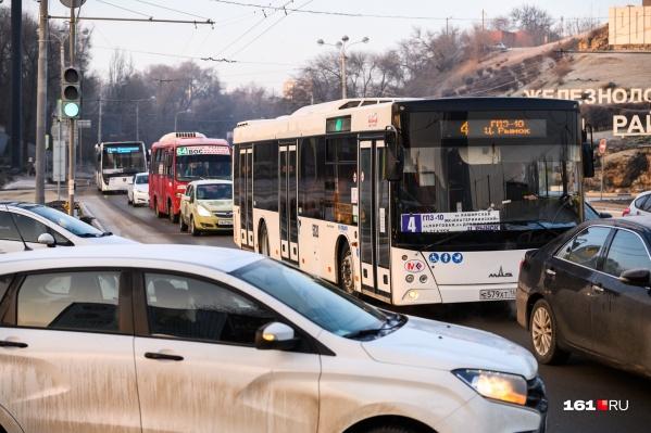 В 2020 году количество водителей общественного транспорта снизилось