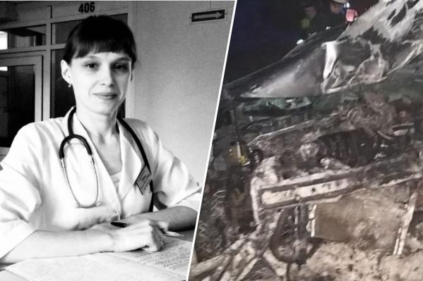 В машину, в которой ехалаКсения Скрипко с семьей, врезался «Шевроле Круз» с нетрезвым водителем за рулем