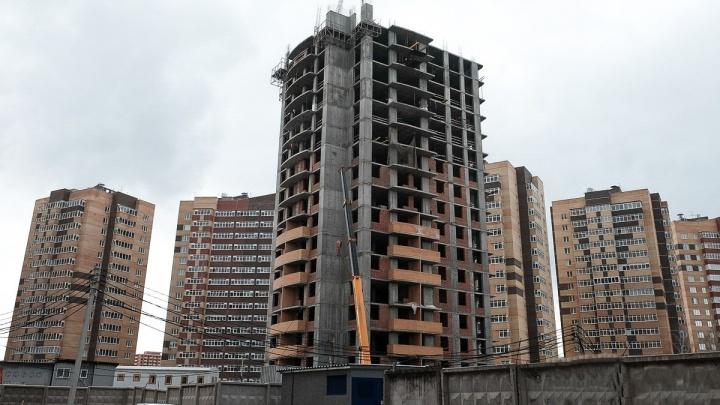 В Перми достроят два дома ЖК «Триумф». Дольщики еще одного получат компенсации