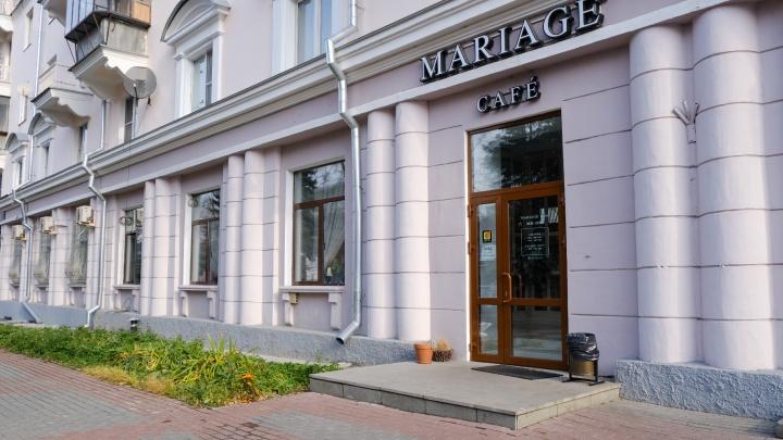 Возле правительства Челябинской области вместо кафе Mariage откроют пиццерию