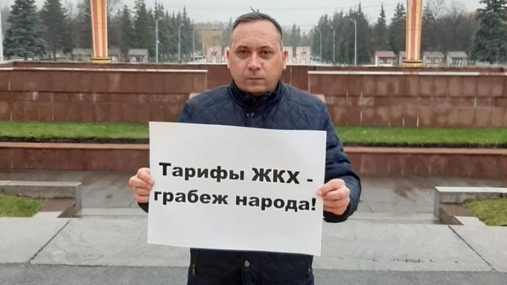 Уфимского активиста, который борется с БашРТС, освободили из заключения