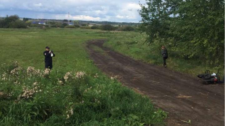 Житель Тюменской области на проселочной дороге расстрелял знакомого