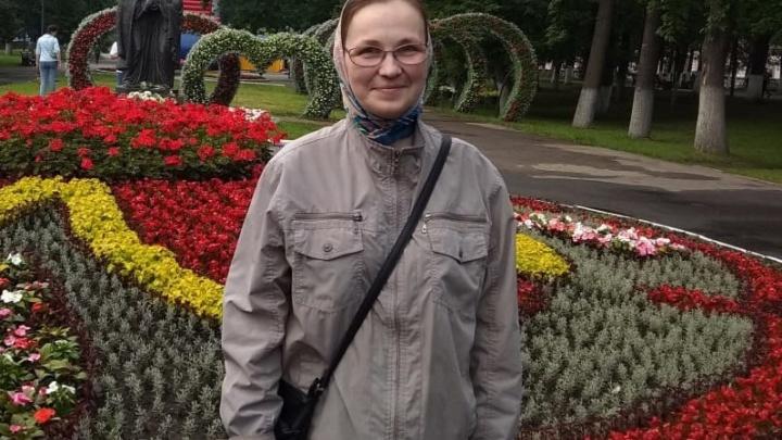 «Ищут по церквям»: в Ярославле пропала 44-летняя женщина