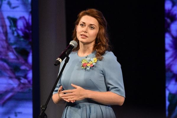 Хабирова широко рекламирует проект «Территория женского счастья»