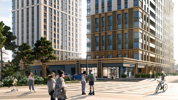 На полпути к новоселью: жилой комплекс SMART City преодолел экватор строительства