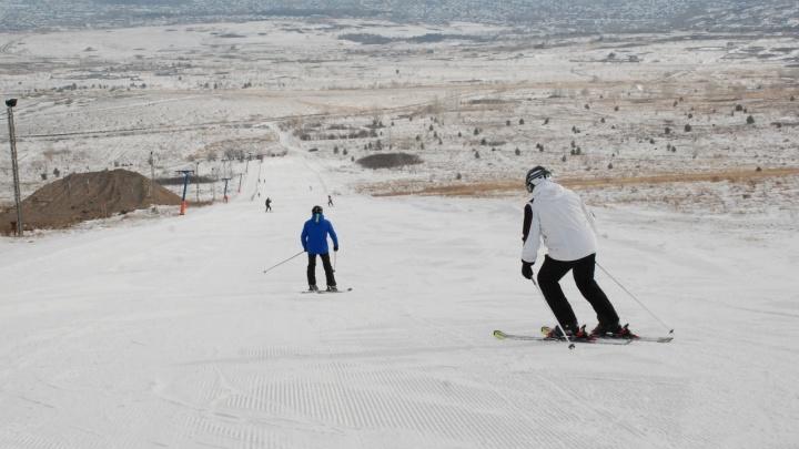 Блогеры есть, в отличие от сервиса: новый горнолыжный центр открылся под Минусинском