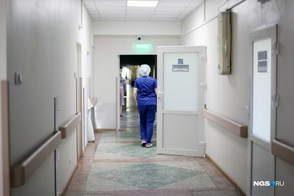 Новый инфекционный госпиталь Новосибирска построят в поселке Садовом