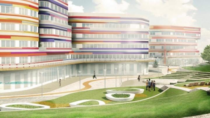 В планах властей пока нет стройки скандального кампуса, о котором Моор отчитался перед полпредом