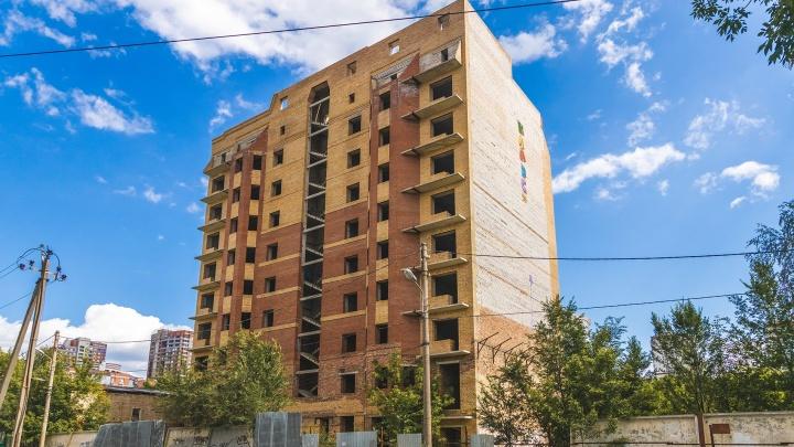 Дом обманутых дольщиков на Ленинской решили не достраивать