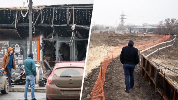 Взрыв на Левенцовке и прощание с мостом на Малиновского: что случилось в Ростове — итоги недели