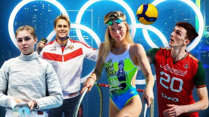 Знай наших: в Токио стартовали Олимпийские игры — рассказываем, за кого из новосибирцев болеть