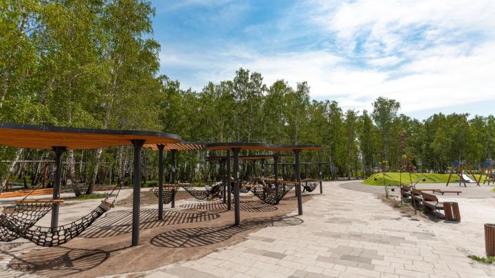 Красота под ногами: как преобразились парки и ЖК в Челябинске с помощью тротуарной плитки